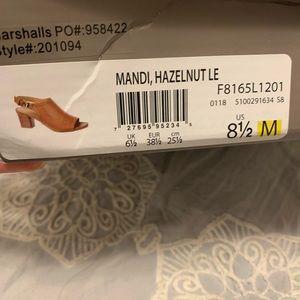 Franco Sarto sandal worn only once!